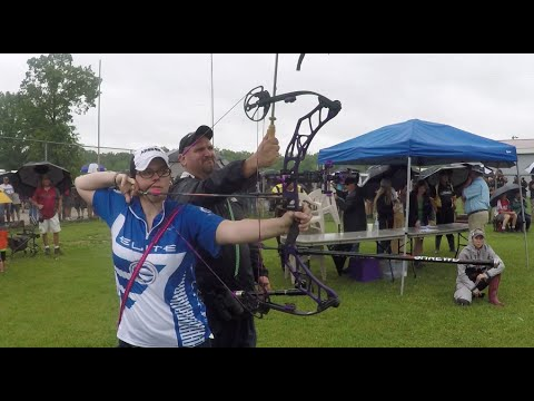 2016 Women's Open Pro Shootdown ASA London