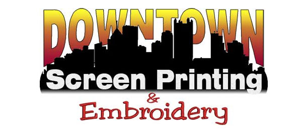 Downtown Screenprint