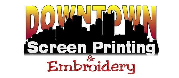 Downtown Screenprint