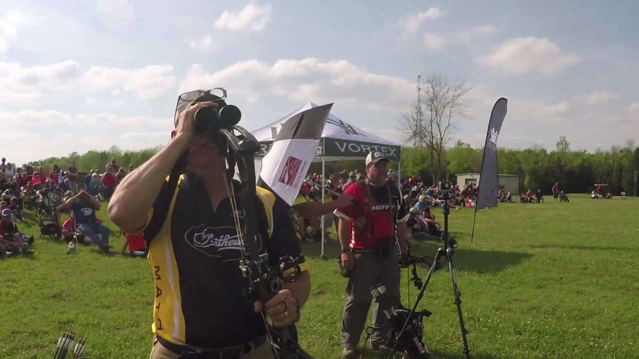 2017 ASA Paris Senior Pro shootdown