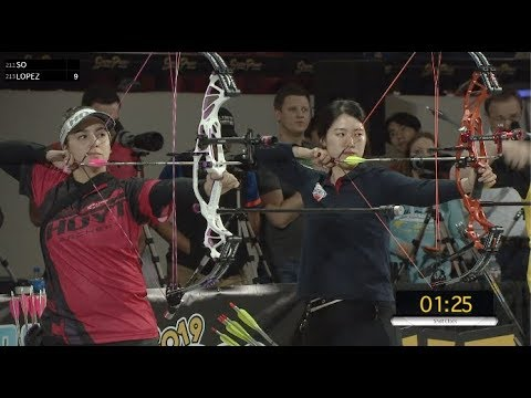 Female and Young chmapionship Adult 2019 Vegas shoot offs