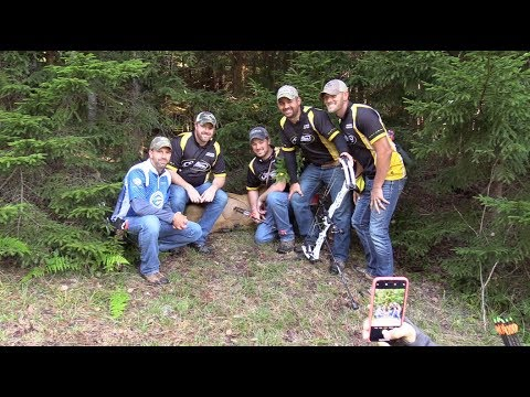 2019 IBO worlds Men's Pro 10 target shoot off!!