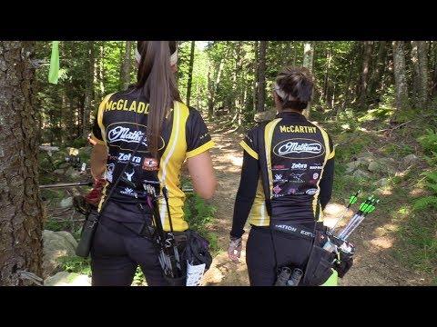 2019 IBO Worlds Pro Women 10 target shoot off