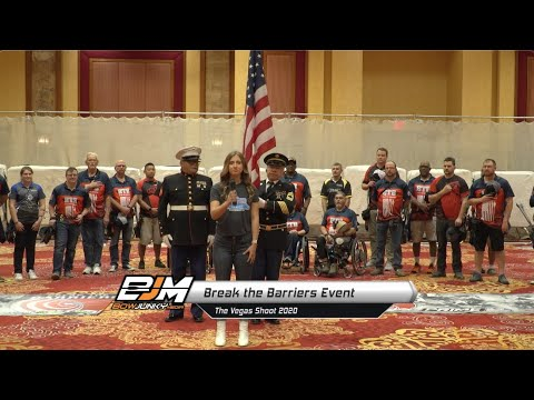 2020 Break the Barriers event at The Vegas Shoot