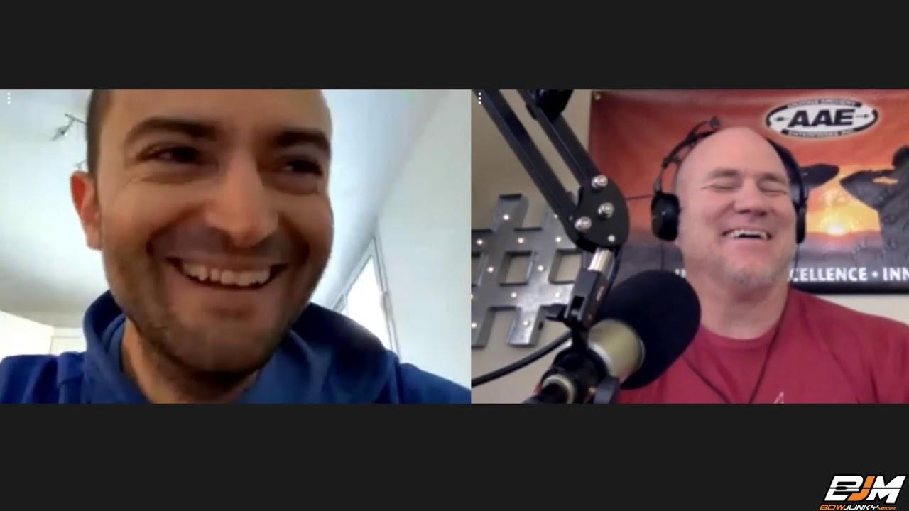BJM talks to Seb Peineau & Johan von Drunen