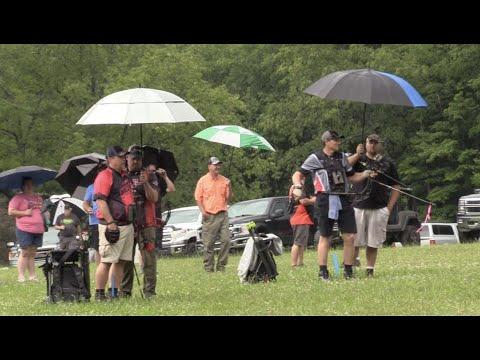 Senior Pro 2ng leg IBO shoot off