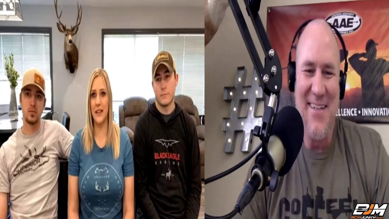 BigGP talks with Paige, Tate & Jimmy during quarantine