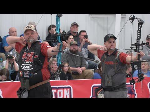 Senior Pro 2021 NFAA Indoor nationals shoot off