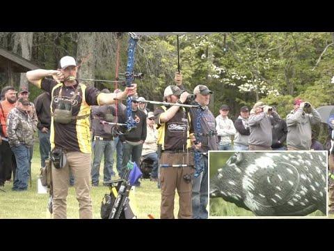 2021 Mens Pro shoot off IBO Pipestem