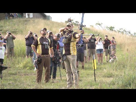 2021 IBO Worlds 10 target shoot off